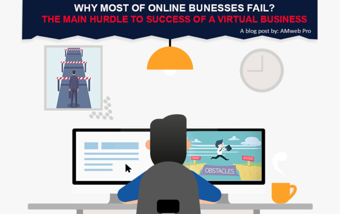 The main hurdle to the success of a virtual business